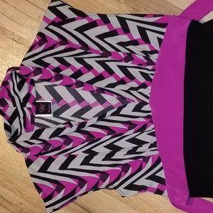 Wrapper Tops - Beautiful v neck dress shirt